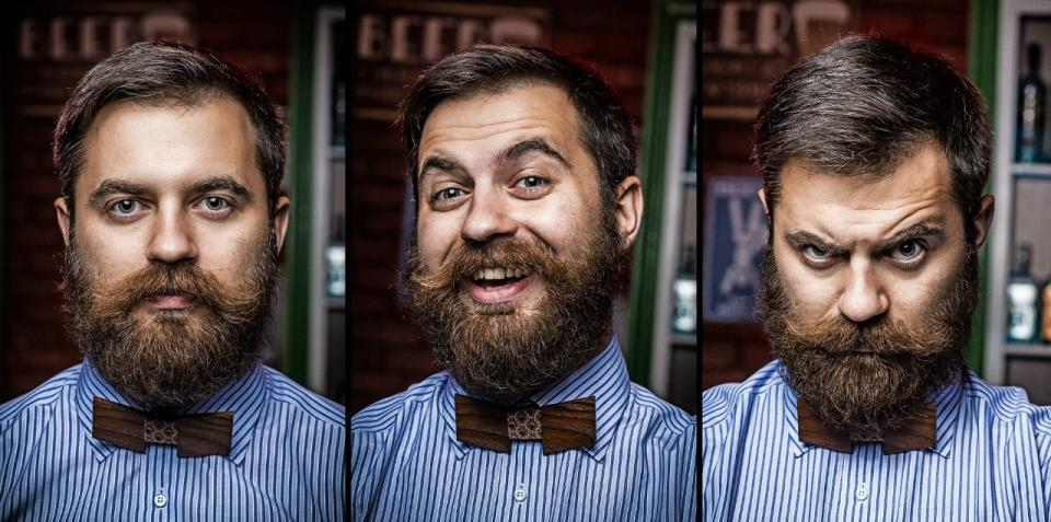 почему плохо растет борода