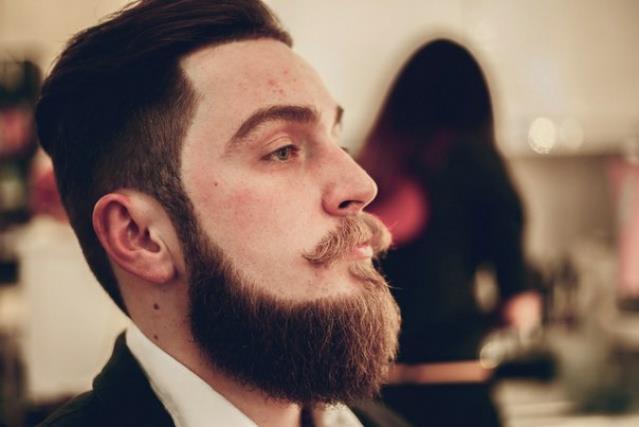 Русская (полная) борода