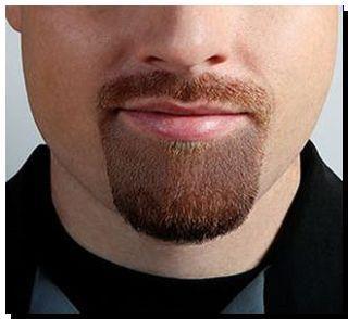 Как брить усы первый раз