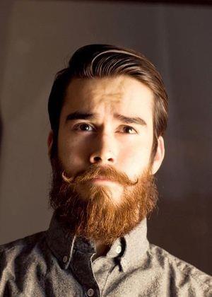 почему растет борода