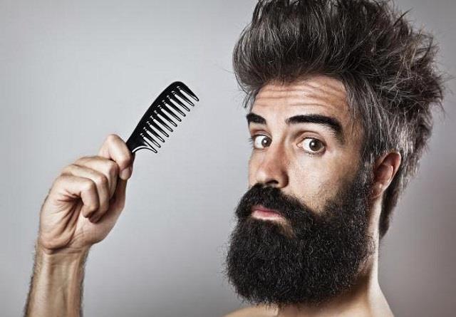 Как ухаживать за бородой и усами, аксессуары для стрижки и укладки
