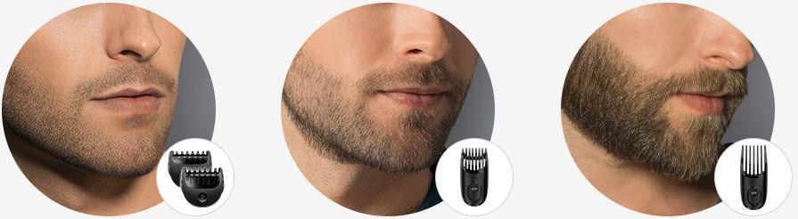 Как сделать себе контур бороды 261