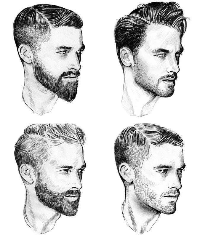 как отрастить бороду правильно