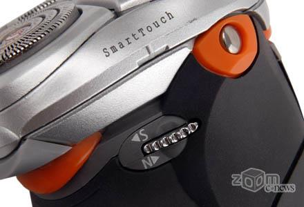 Специальное колёсико подстраивает бреющую систему непосредственно под ваш тип кожи