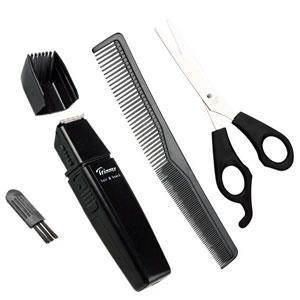 Фото Инструменты для стрижки бороды и усов