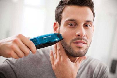 подравнивание бороды