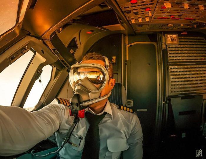 почему пилотам самолетов запрещено носить бороду