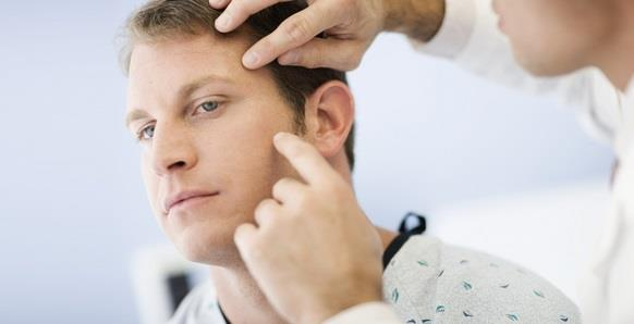 Посещение дерматолога