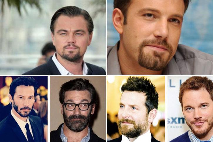 оформление усов и бороды