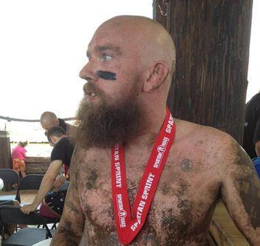 Спартанская борода