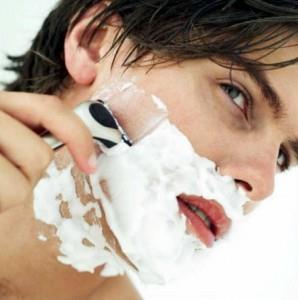 Утреннее бритье
