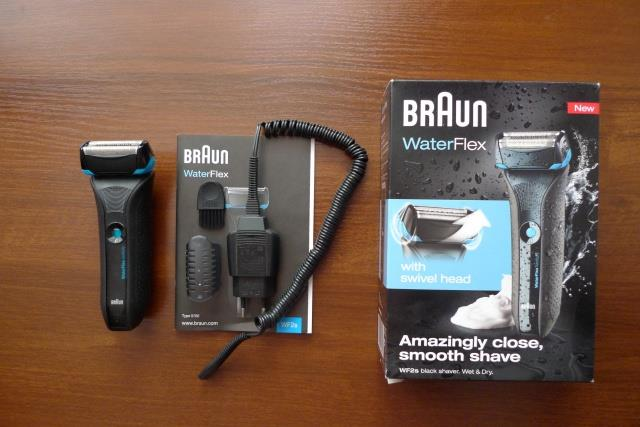 Электробритва WaterFlex WF2s от Braun фото 1