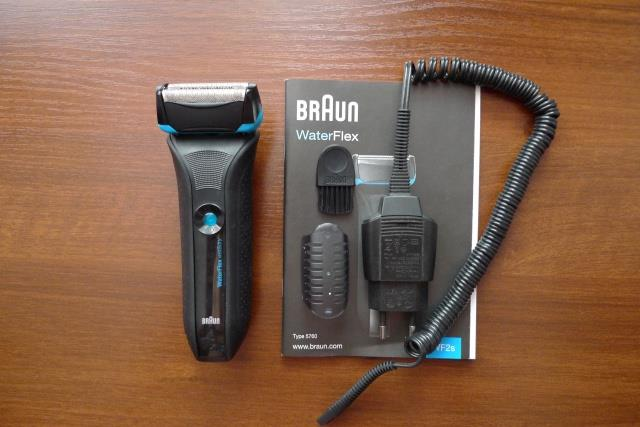 Электробритва WaterFlex WF2s от Braun фото 2