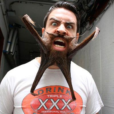 борода-стресс