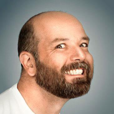 борода-лысение
