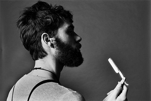 Подготовка к бритью опасной бритвой