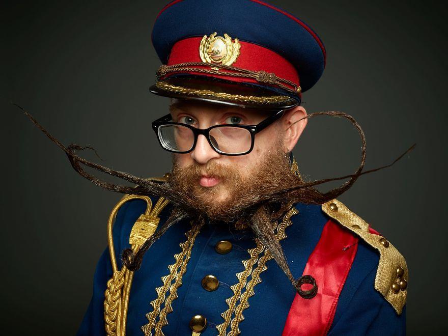 Лучшие бороды 2017