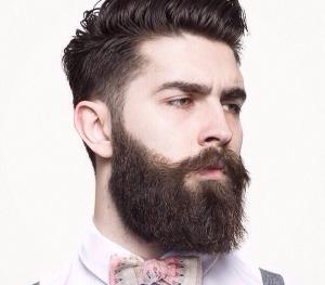 сколько растет борода в месяц