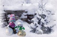 В России есть места, где зимние пейзажи больше похожи на иллюстрации из сказок.