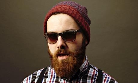 не растет борода пятнами