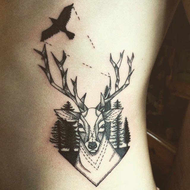 татуировка опасная бритва значение