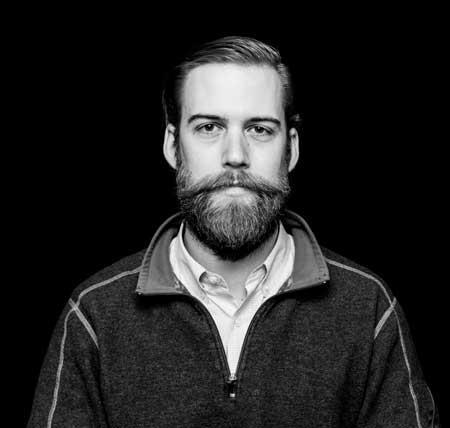 форма бороды для квадратного лица фото