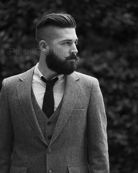 модные мужские стрижки и причёски 2018