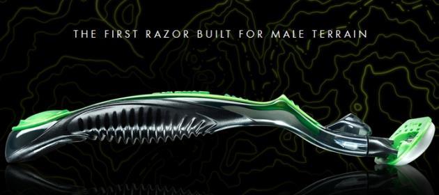 Функциональные особенности мужской бритвы для тела Gillette Body Razor представлены тремя моментами