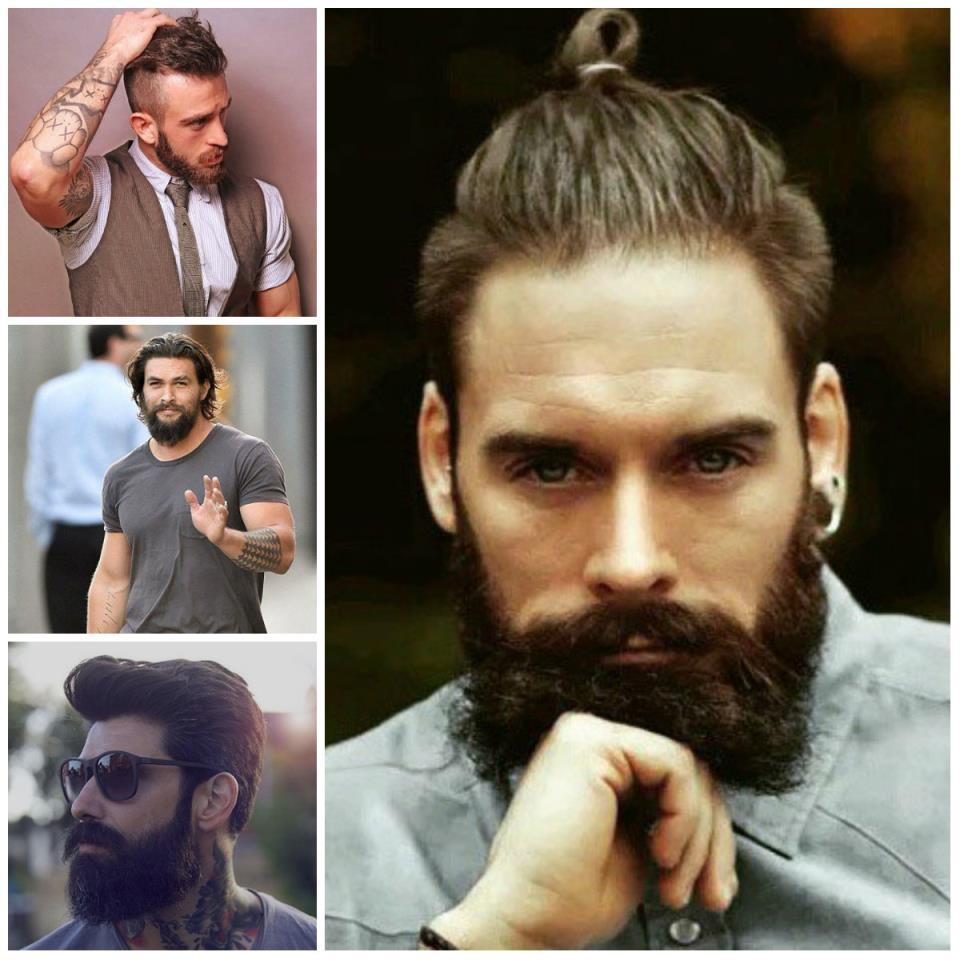 Мужские Борода Стили для 2017 года