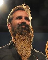 Чтобы быстрее росла борода