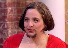 Растет борода у женщин