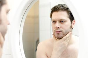 алопеция на бороде
