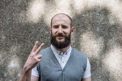 Борода + лысина = удачная комбинация