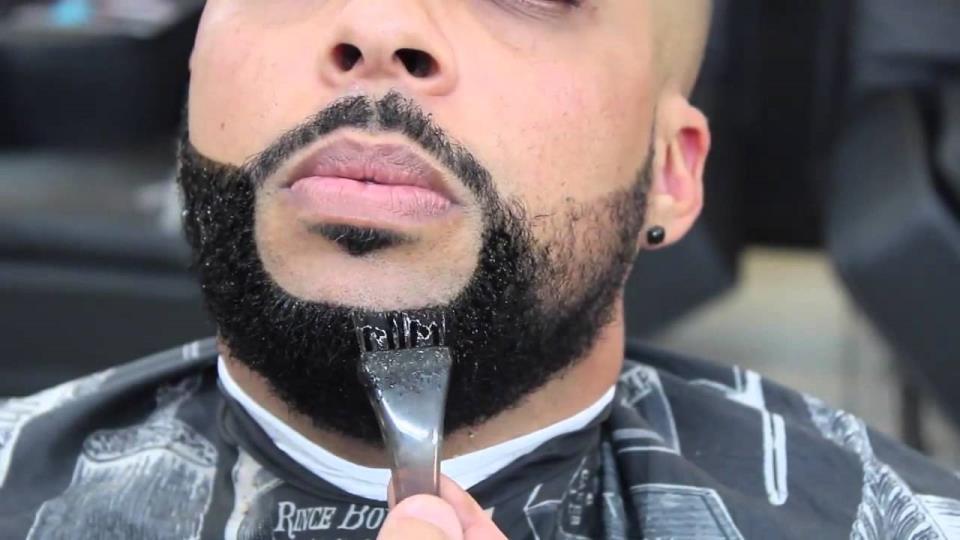 Специфика покраски бороды
