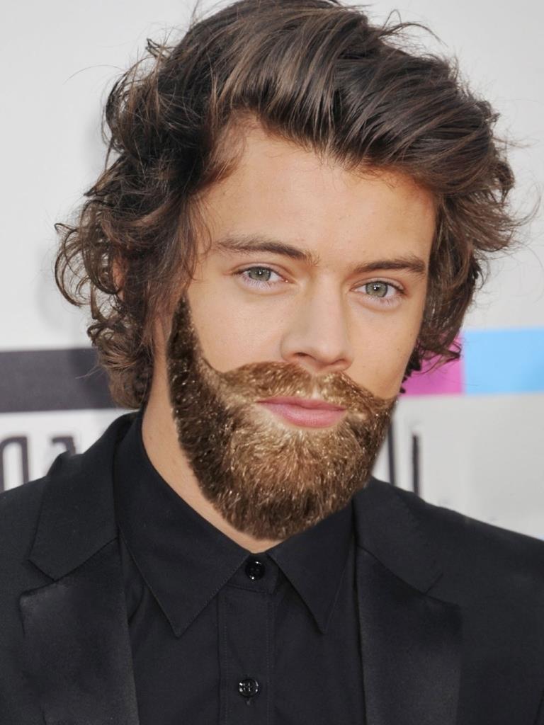 Трендовая борода