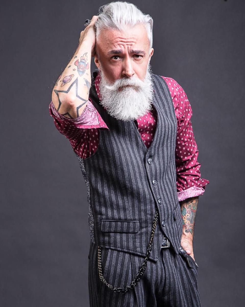 Настоящая русская борода