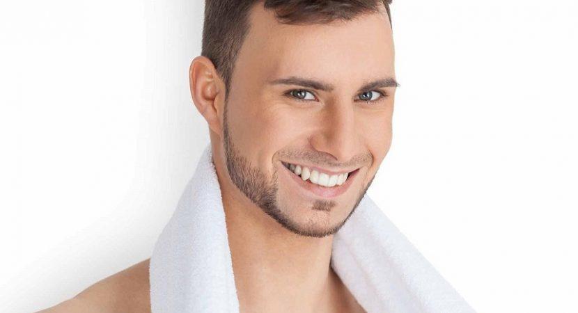 Модная борода чинстрап