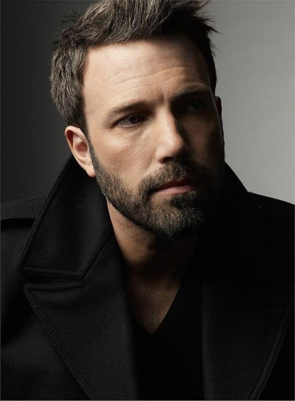 Стильная борода бретта