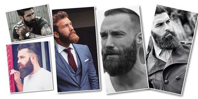 Борода для настоящих мужчин