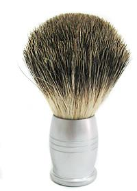 Помазок для бритья опасной бритвой