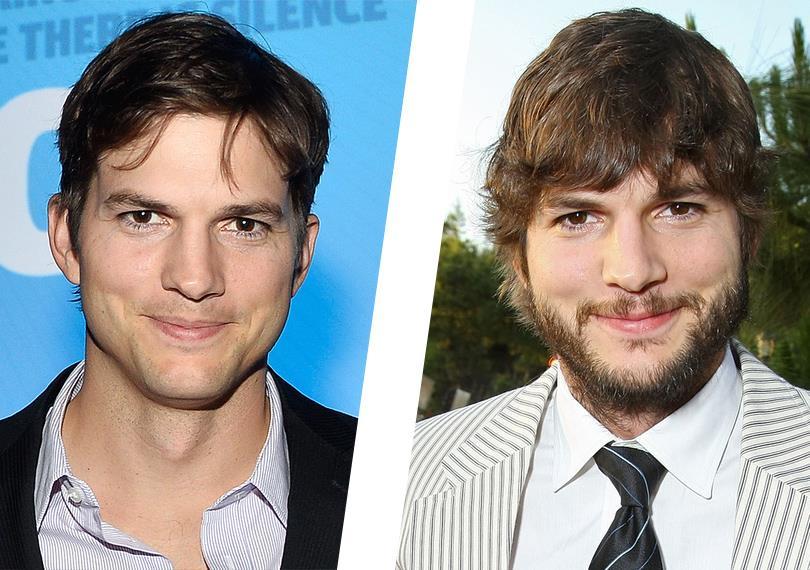Men in Style: борода и люди. Эштон Катчер