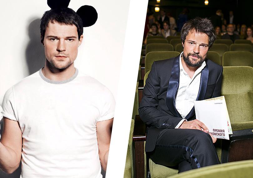 Men in Style: борода и люди. Данила Козловский