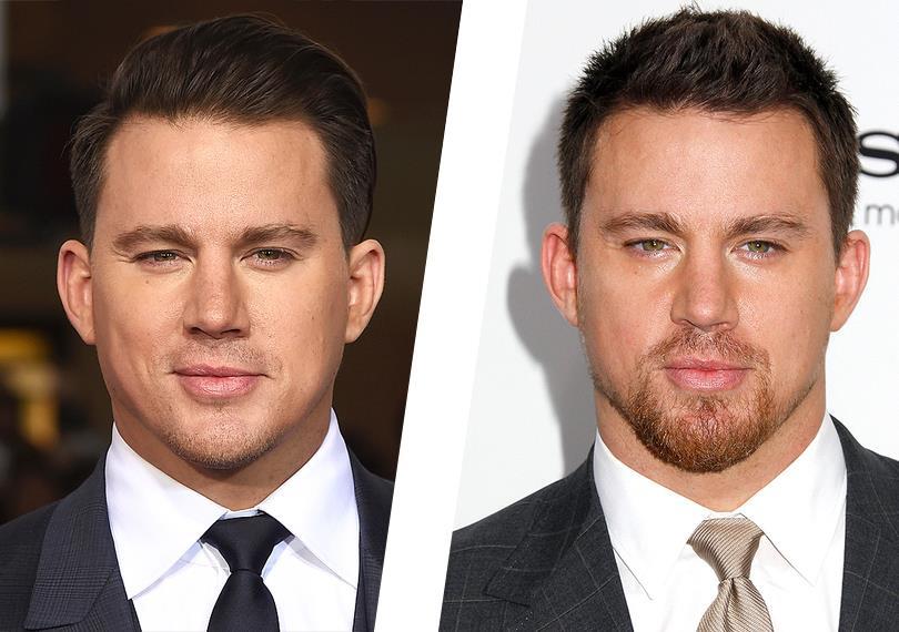 Men in Style: борода и люди. Ченнинг Татум