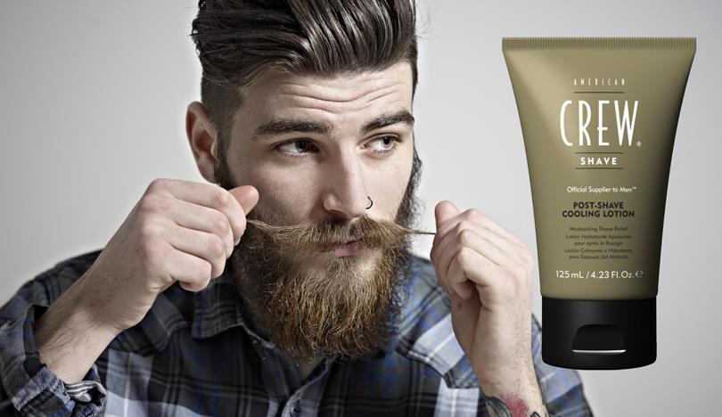 Men in Style: борода и люди
