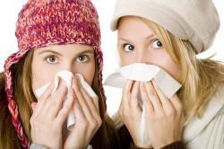 Простуда - причина появления прыщей в интимной зоне
