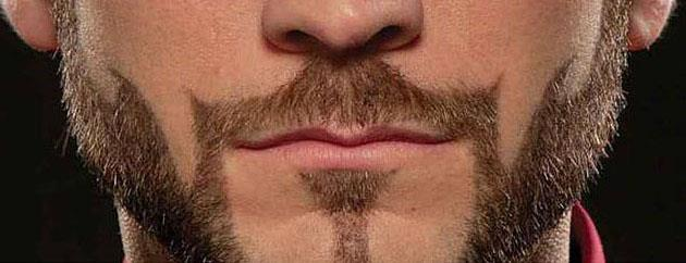 Борода вариант 1