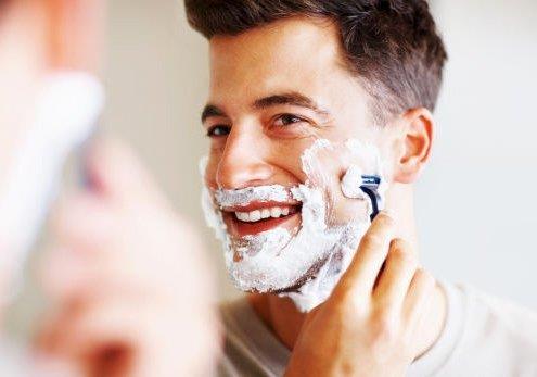 раздражение после бритья - фото