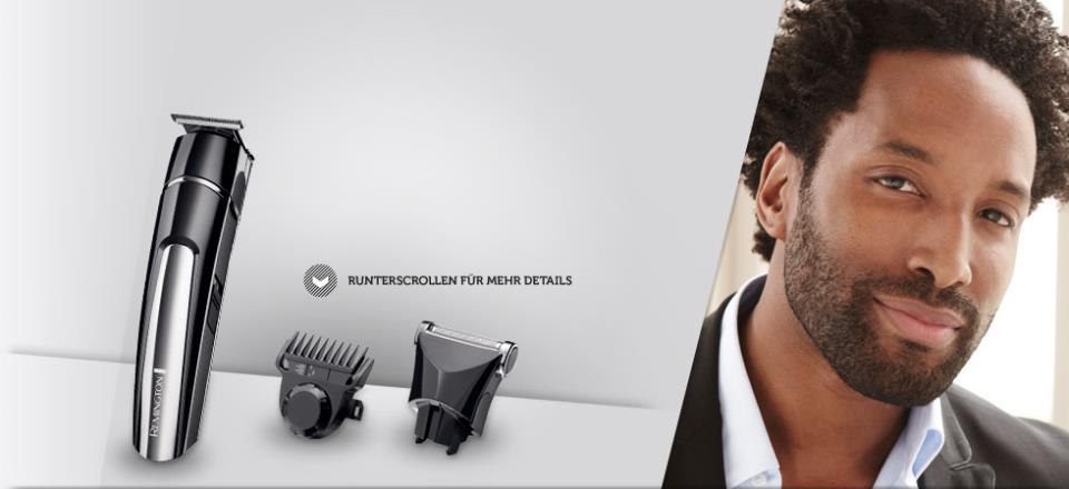 машинка для стрижки бороды Remington