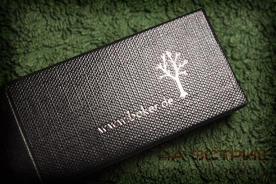 Подарочная картонная упаковка Boker