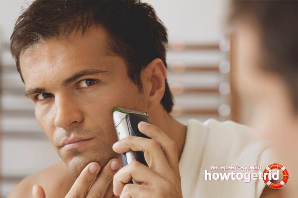 Как предотвратить раздражение после бритья